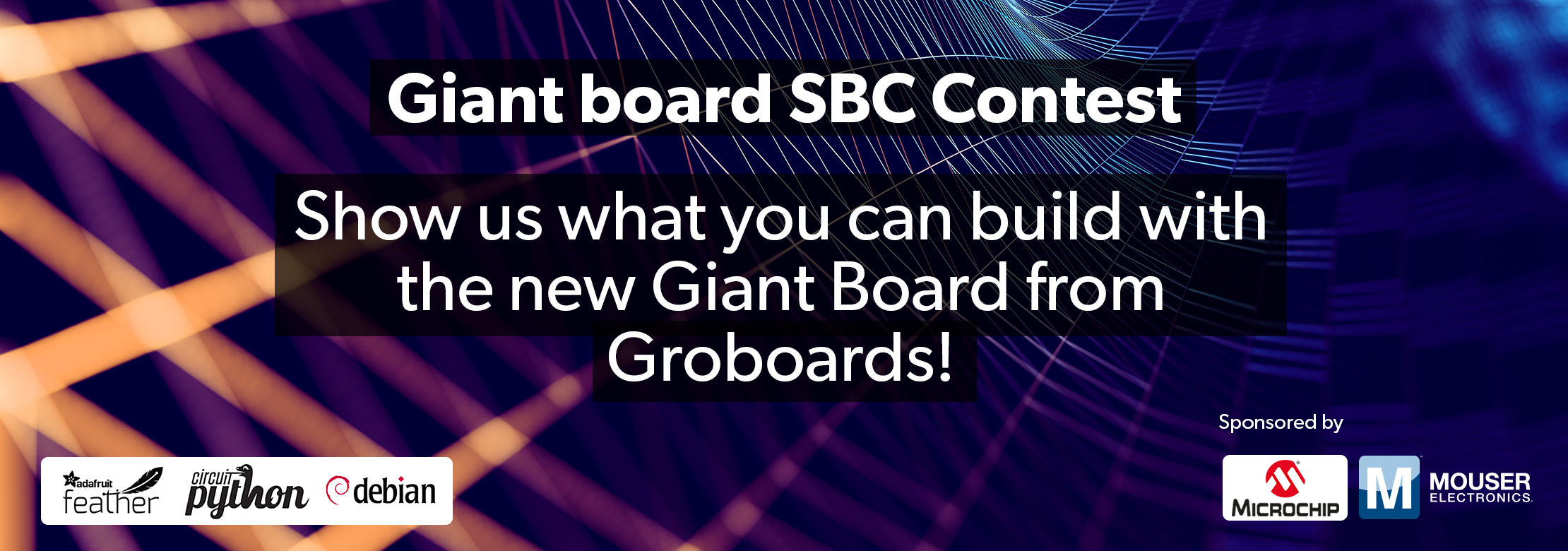 Microchip Giant Board Contest