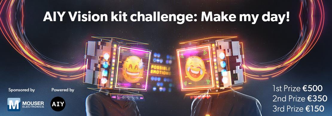 AIY Vision Kit Challenge