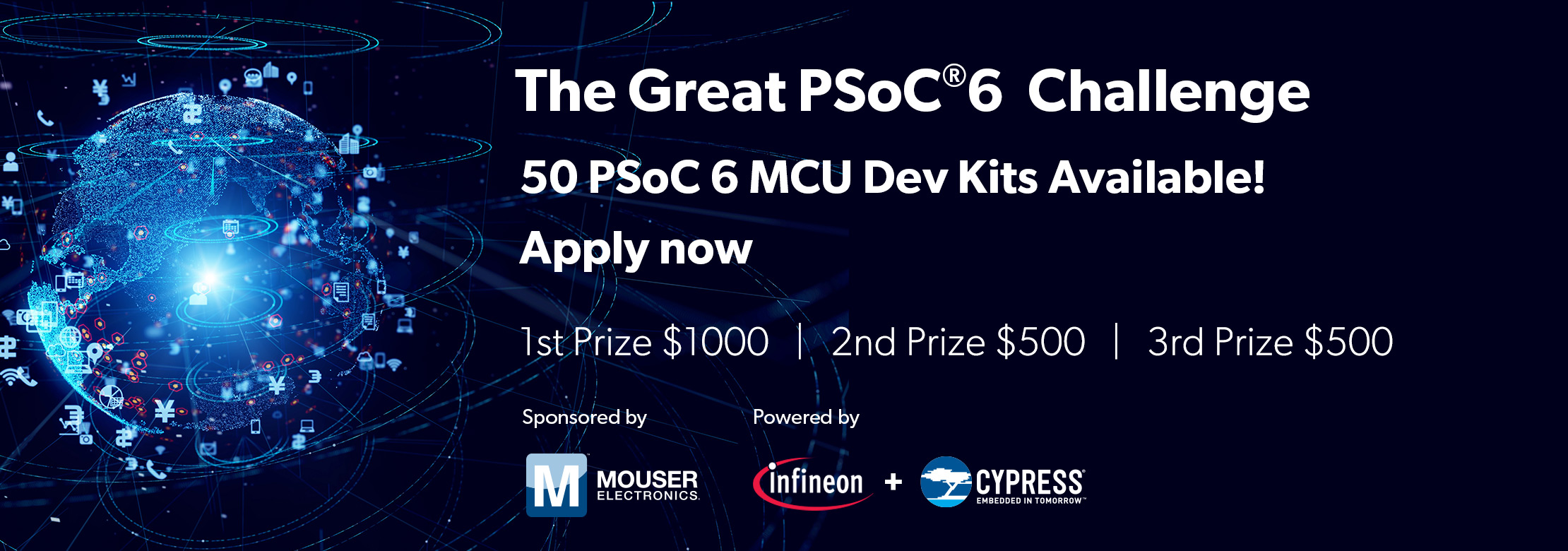 Make with PSoC 6 contest