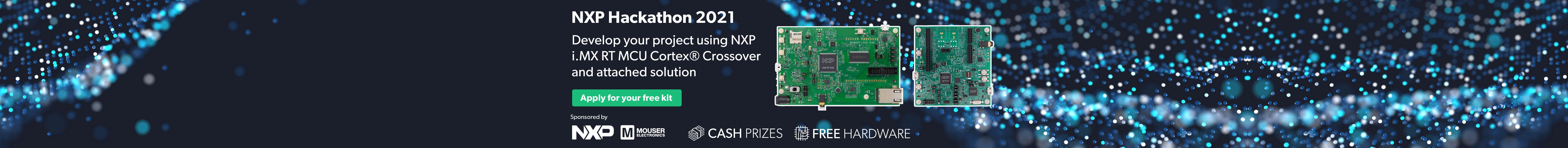 NXP Hackathon 2021